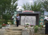Балтай. Ольга Алимова побывала на большом празднике в селе Барнуковка