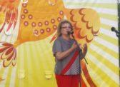 Ольга Алимова побывала на фестивале национальных культур «Мы — вместе!»