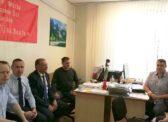 Депутаты фракции КПРФ Саратовской областной Думы встретились со Александром Стрелюхиным