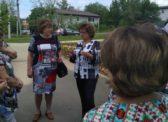 Ольга Алимова встретилась с жителями пос. Жасминный