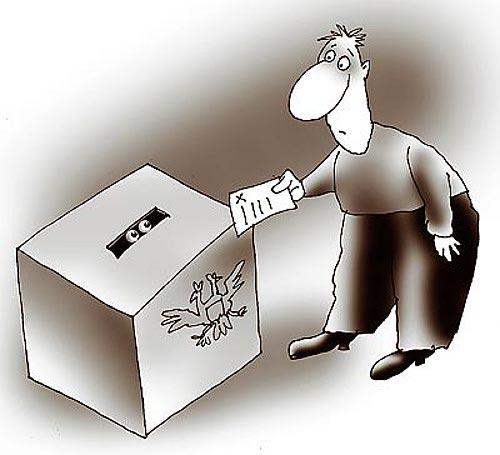 На избирательных участках в Энгельсе  обнаружены вбросы