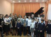 Ольга Алимова посетила саратовскую школу искусства №20
