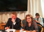 О.Н. Алимова в Госдуме занимается вопросами сохранения и развития реки Волги