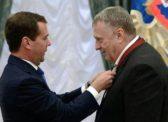 Дмитрий Медведев занял второе место в «рейтинге недоверия» россиян