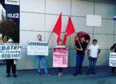 «Разогревающий» пикет КПРФ против пенсионной реформы