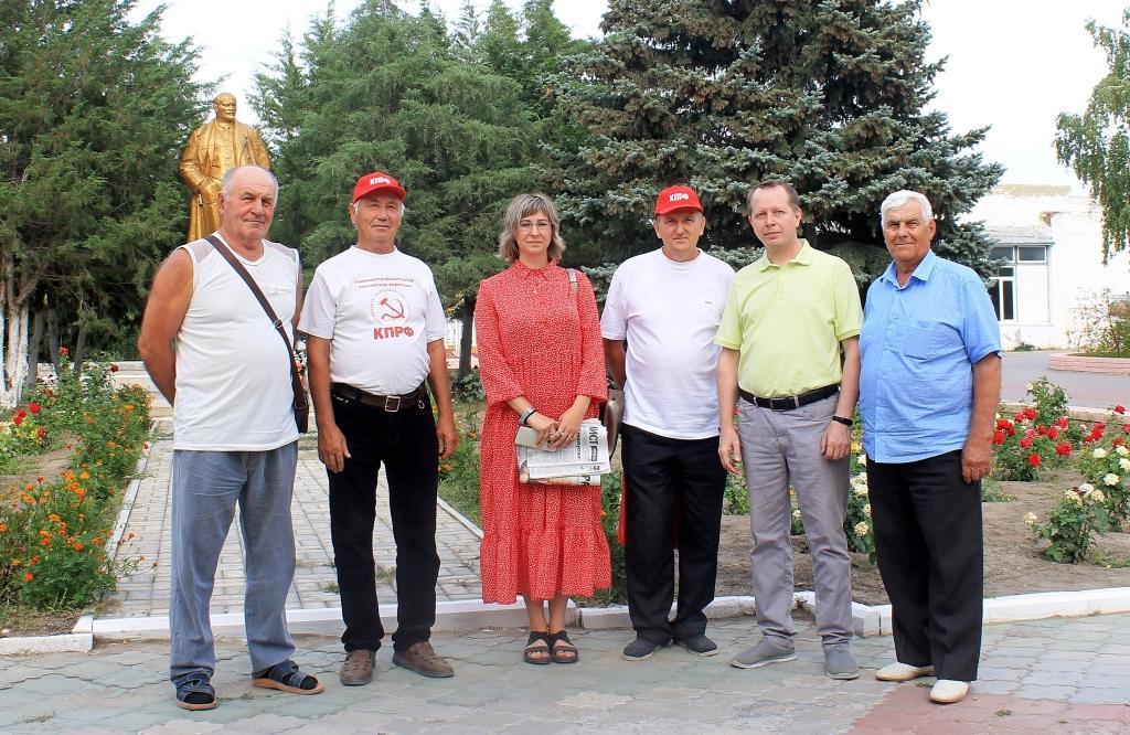 Владимир Есипов посетил Озинки