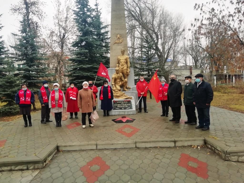 7 ноября в Петровске