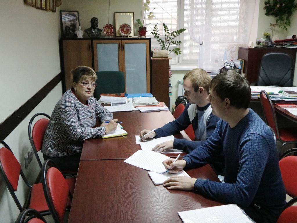 Саратовские комсомольцы завершают отчетно-выборную кампанию
