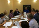Ольга Алимова приняла участие в очередном заседании комиссии по САЗу