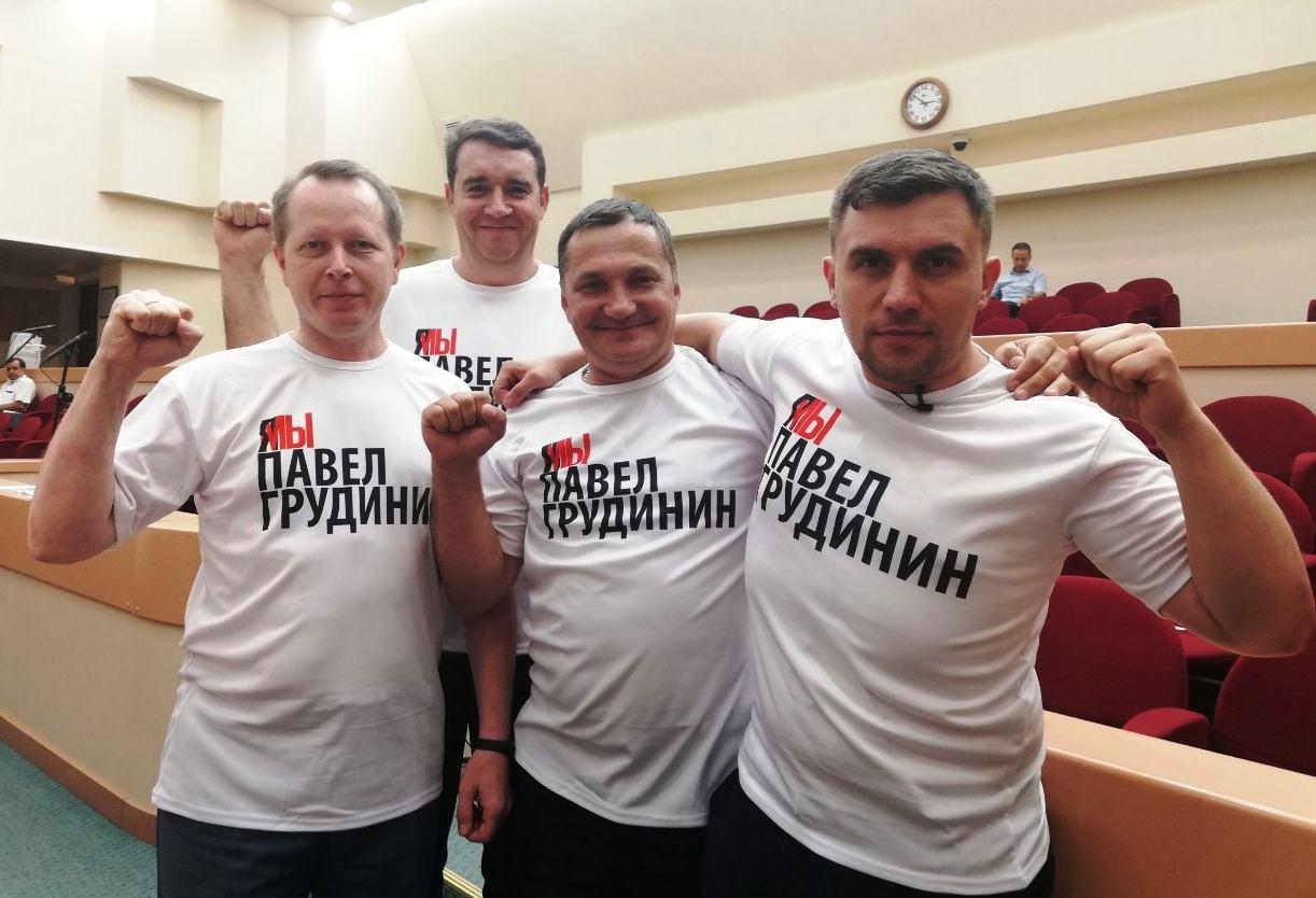 Саратовские депутаты-коммунисты выступили в поддержку П. Н. Грудинина и Совхоза им. В. И. Ленина