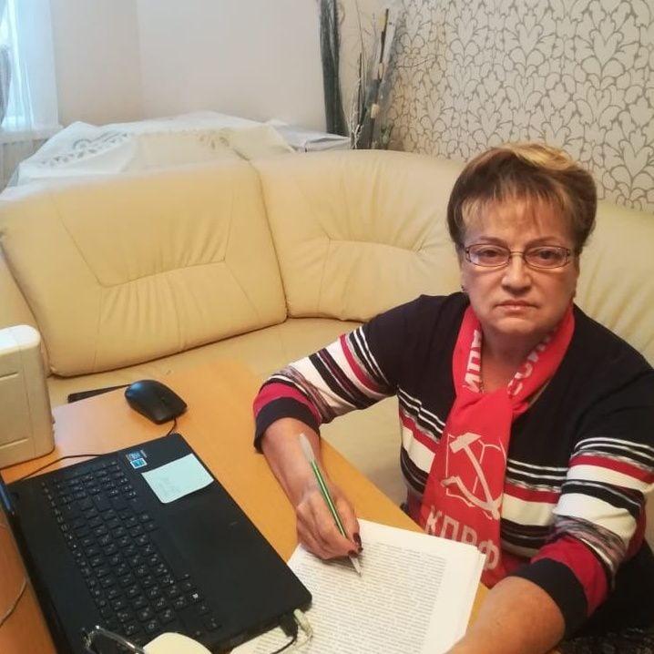 Ольга Алимова: «Только вместе мы победим!»