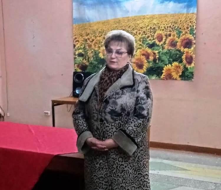 Ольга Алимова встретилась с жителями Вольновского муниципального образования Саратовского района