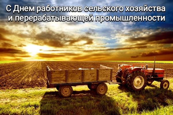 Ольга Алимова поздравила с Днём работников сельского хозяйства и перерабатывающей промышленности