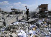 Атака на Сирию не была последней