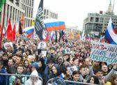 Оппозиция о словах Путина: Запрет на протесты приведет к еще большим беспорядкам!