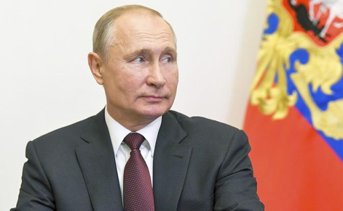 Запад накрыло кошмаром: Путин остается до 2036 года