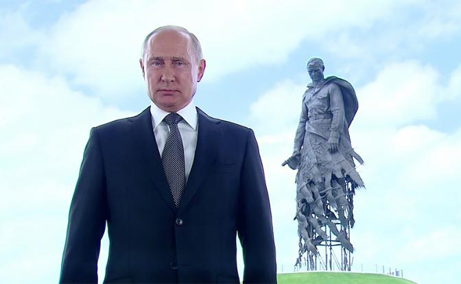 Максим Шевченко: Обращение Путина — совершеннейшие сказки