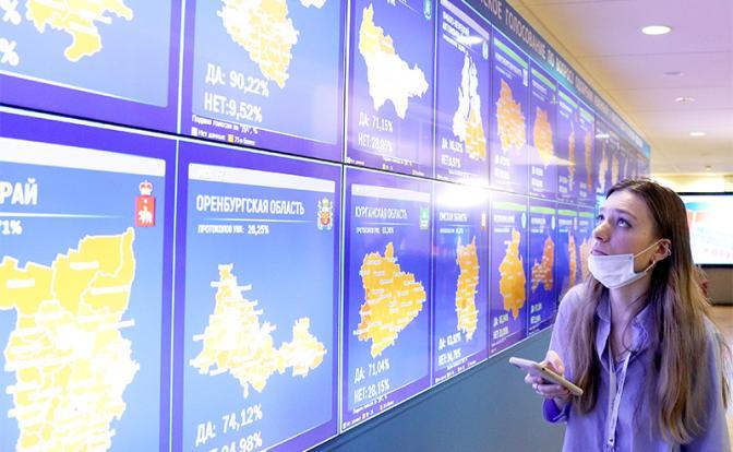 Протестные регионы: Почему в ряде субъектовРФ не согласны с новой Конституцией