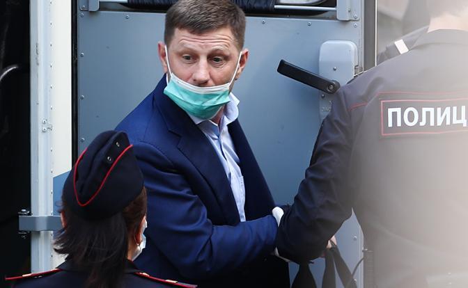 О чем говорит «дело Фургала»: Кремль запустил большой трансфер президентской власти