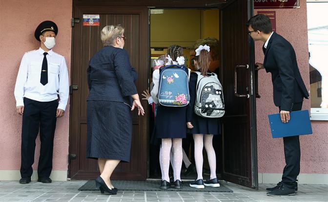 Антикоронавирусные пробки в школах: Неужели без них не обойтись?