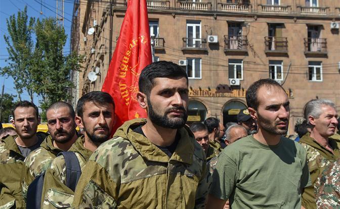 «Армении придется самой разгребать военно-политический завал»