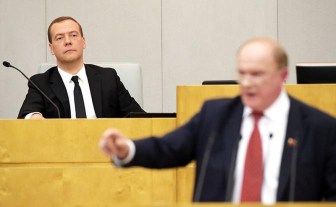 Геннадий Зюганов: «Единая Россия «жахнула» доверие к выборам и политической системе