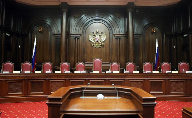 Без права голоса: СудейКС РФ лишают конституционной свободы слова?