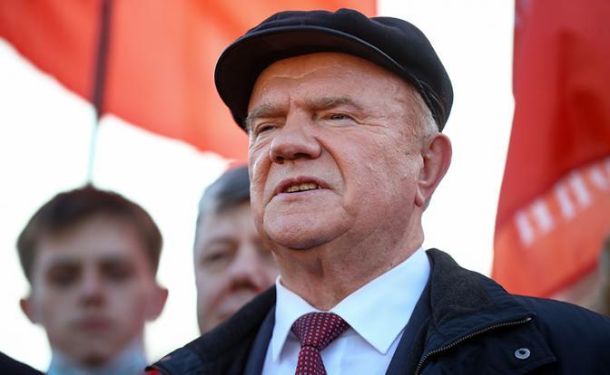 Геннадий Зюганов: Ничего лучшего человечество не изобрело, чем советская власть!