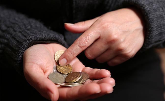 Бедность россиян бьет по демографии