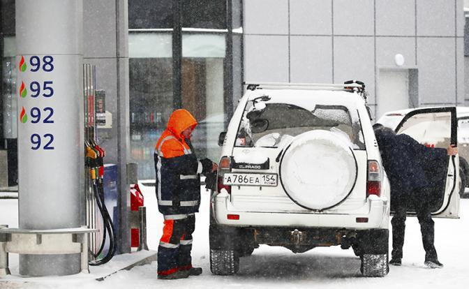 В 2021-м бензин в России может достичь европейского уровня
