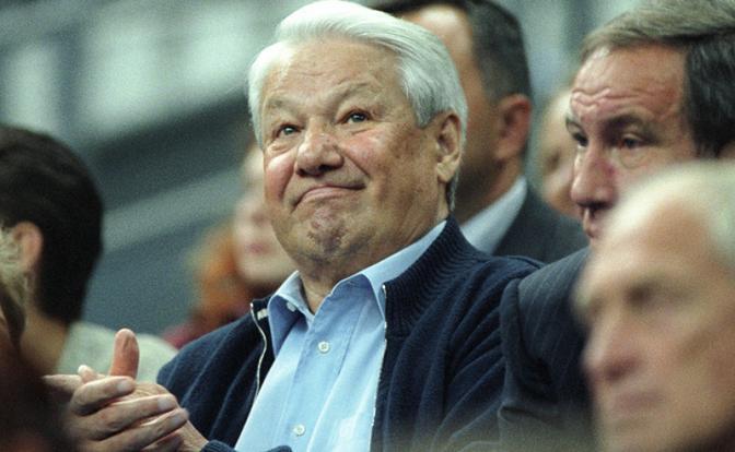Борис Ельцин — правитель смуты