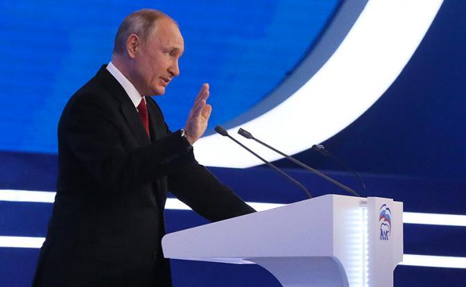 Два «двадцатых» съезда: Путин и Хрущев— в чем разница?