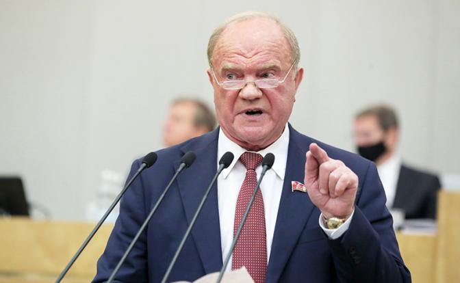 Геннадий Зюганов: Негоже Путину играть роль Кашпировского