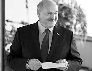 ЦИК Белоруссии подвел итоги выборов президента