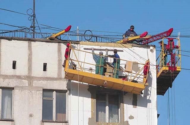 Проблемы капитального ремонта в Саратове