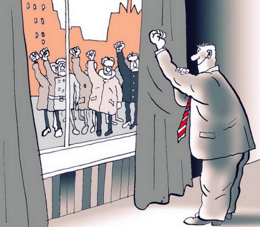 Андрей Карасев: «Власть дурит, а наивные люди верят»