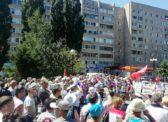 Балаково. Митинг против «людоедской» пенсионной реформы