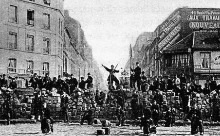 Cегодня праздник международного пролетариата — День Парижской коммуны
