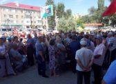 В Ершове на митинг против повышения пенсионного возраста вышли около 200 человек