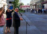 Ольга Алимова и Валерий Рашкин встретились с трудовым коллективом АО «НЕФТЕМАШ — САПКОН»