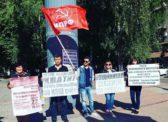 Коммунисты Саратова против повышения пенсионного возраста