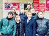 Саратовский десант в Хакасии