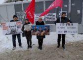 Саратовские коммунисты не снижают «градус» протестной активности