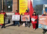 Саратов. Противостояние народа и власти
