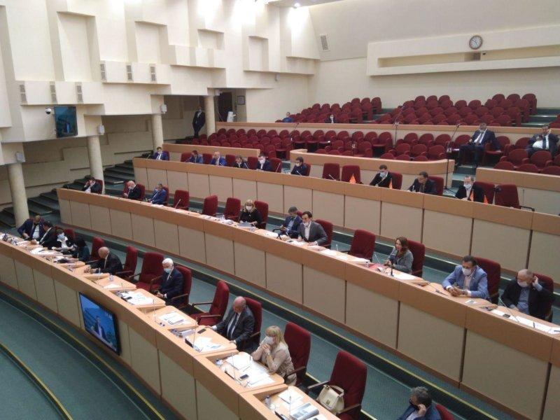 Николай Бондаренко выдвинут кандидатом на должность председателя комитета по социальной политике регионального парламента