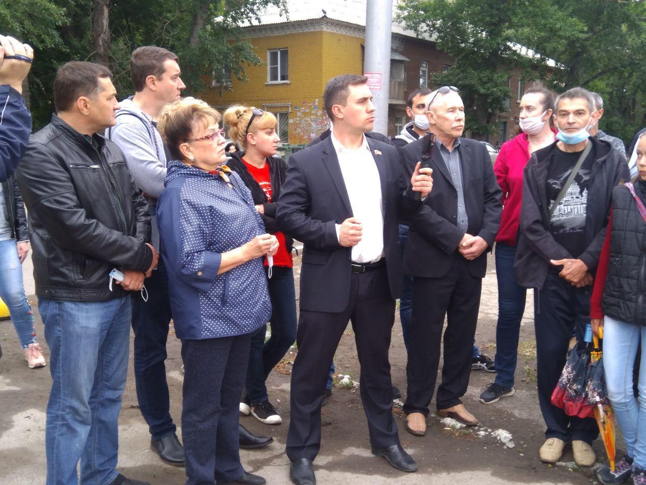 Ольга Алимова про «итальянскую» забастовку в Саратове