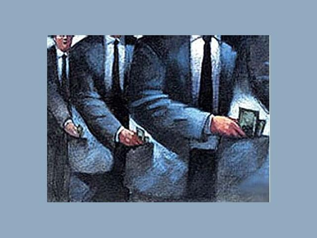 Только 6% россиян отмечают снижение уровня коррупции в стране