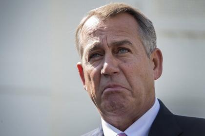 Спикер Конгресса США отказался встречаться с российскими парламентариями