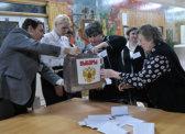 Госдума поддержала разрешающий перенос президентских выборов законопроект