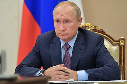 Путин внес в Госдуму законопроект о Совете Федерации с пожизненными сенаторами